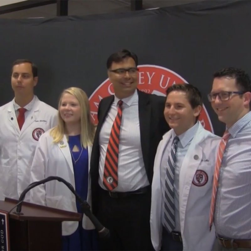 WCUCOM 3rd in Nation for Primary Care